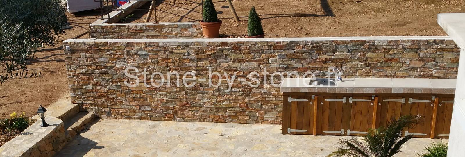 vente de pierre naturelle pour int rieur et ext rieur toulon stone by stone. Black Bedroom Furniture Sets. Home Design Ideas